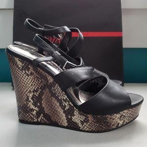 Sofia Vergara Platform Heels